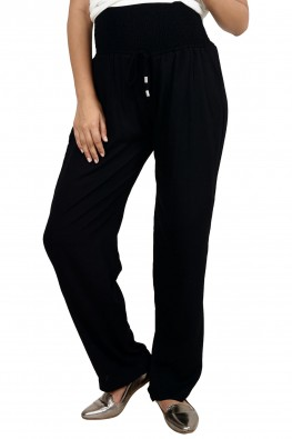 Straight-fit maternity comfort pants