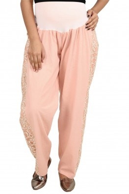 Printed Trouser With Exremely Soft Imported Elastic
