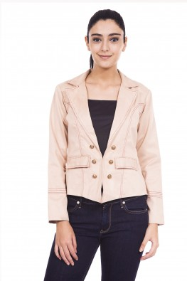 9TEENAGAIN BEIGE JACKET