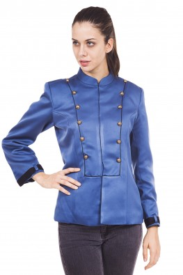 9TEENAGAIN NAVY JACKET